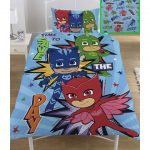 PJ Masks Saves The Day Single Doona Cover